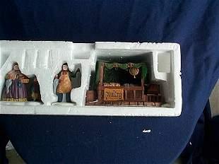 "Department 56 Heritage Village Collection, ""Poultr"