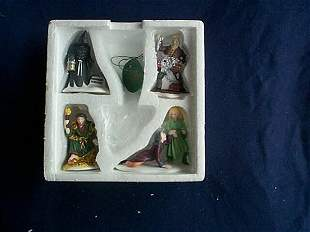"""Department 56 Heritage Village Collection, """"Christ"""
