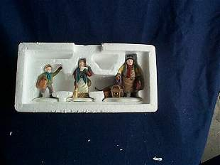 """Department 56 Heritage Village Collection, """"Come I"""