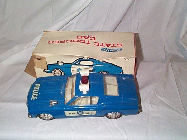 505: Buddy L Jr. State Trooper Car, mint in box, Buyer