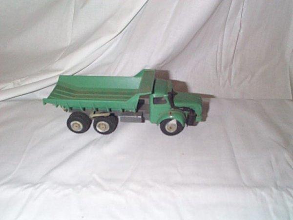 511: Solido Berlet Dump Truck, Buyer to pay $12.00 ship