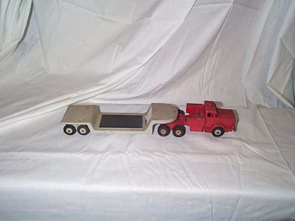 519: Dinky Supertoys Hornycroft Mighty Antar Truck with