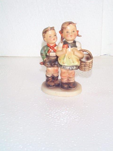 3: Hummel figurine #49 3/0 - trademark 2 - Full Bee mar