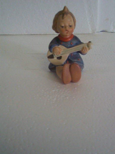 4: Hummel figurine #53 - trademark 3 - stylized B.  Buy