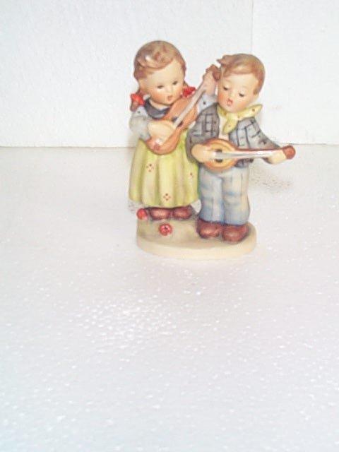 5: Hummel figurine #150 2/0 - trademark 3 - stylized B.