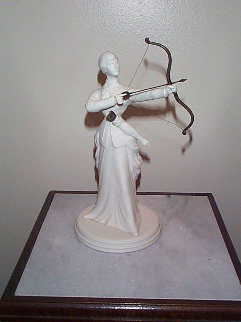 1: Boehm Studios figurine The Victorian Ladies The Arch