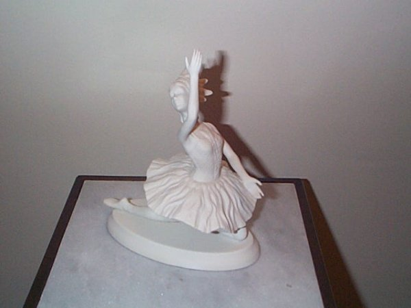 5: Boehm Figurine, The Edward Marshall Boehm Annual Fig
