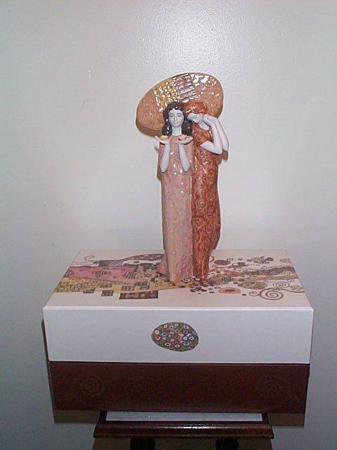 121: Lladro Figurine, Unusual Lladro Figurine, Yearing