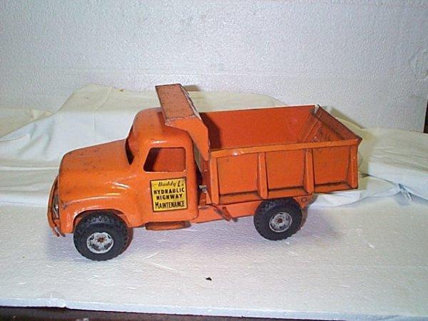 517: Buddy L hydraulic highway maintenance operating du