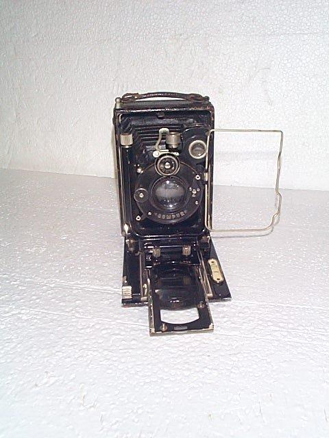 1001: Vintage Camera Zeiss Ikon 1914 Compur DRP #258646
