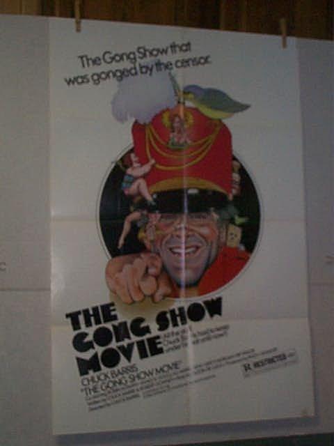 "248: Original movie poster. 1 Sheet. CHUCK BARRIS ""THE"