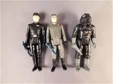 Lot of 3 Vintage Star Wars Figures