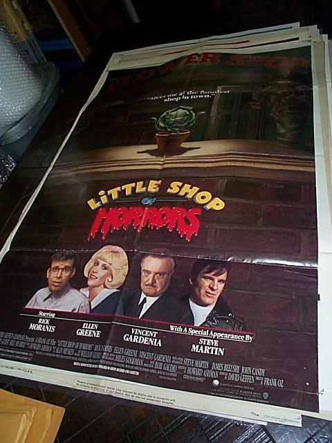 616: Original movie poster.  Little Shop of Horrors  19