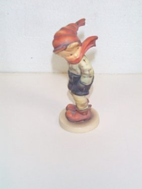 2: Hummel figurine number 43  Trade Mark 3   In excelle