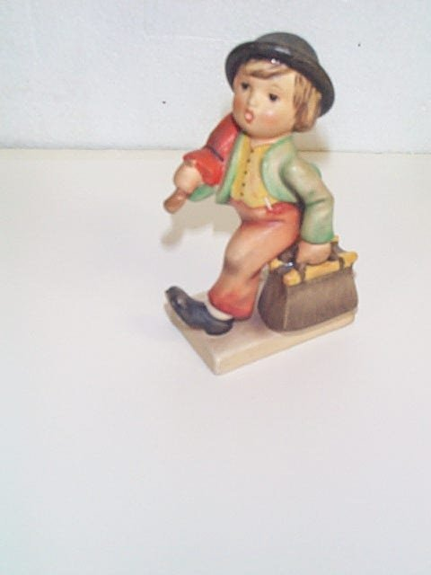 3: Hummel figurine number 11/0  incised full Bee Mark