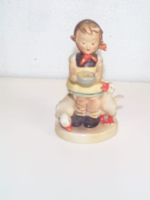 6: Hummel figurine number 197 3/0  Full Bee Trademark 2