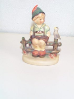 10: Hummel figurine number 111 3/0  Full Bee mark  Trad