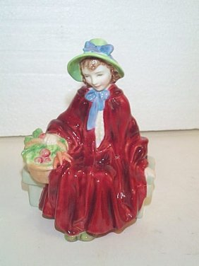 13C: Royal Doulton figurine HN # 2106  Linda  Measures