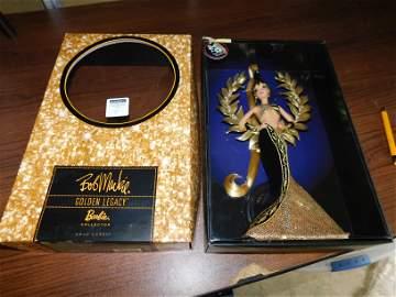 Bob Mackie Golden Legacy Barbie
