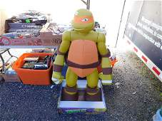 TMNT Colossal Michelangelo