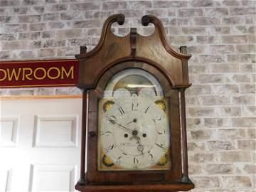 Aaron Brokaw Grandfather Clock