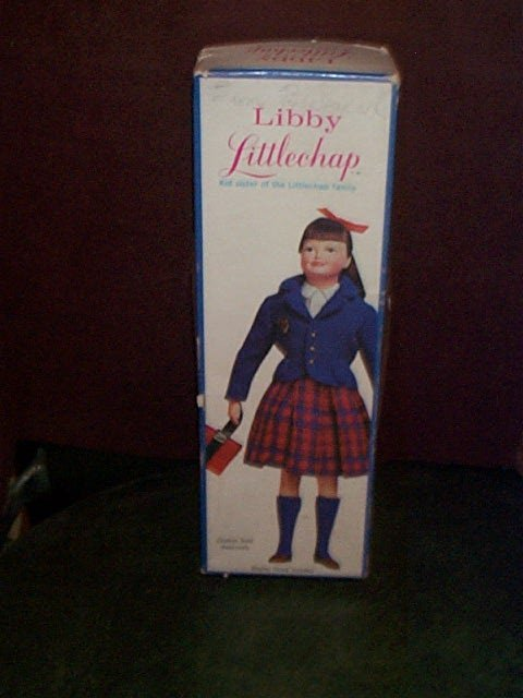 """703: Remco Libby Littlechap  Style # 1300  Measures 10"""""""