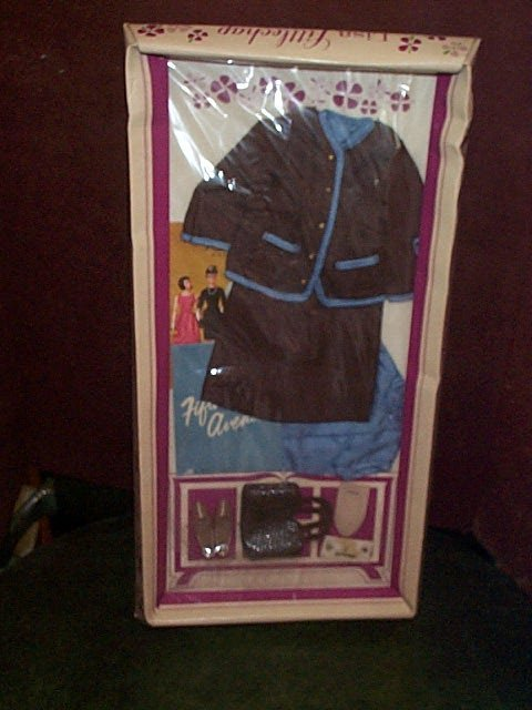 705: Remco Lisa Littlechap ( 3 ) piece Chanel suit # 12