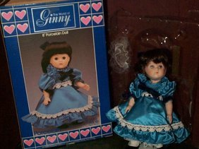"""Vogue Dolls  The World Of Ginny  8"""" Fully Jointed"""