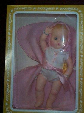 """Effanbee Dydee Doll # 5710  Measures 13""""  Mint In"""