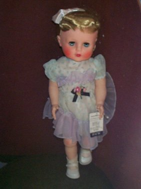 """1950""""s """"Glamour Girl""""  The Miracle Hair Doll, A Wa"""