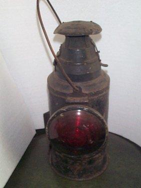 Dressel  Arlington, NJ USA Single Lens Lantern  Ma
