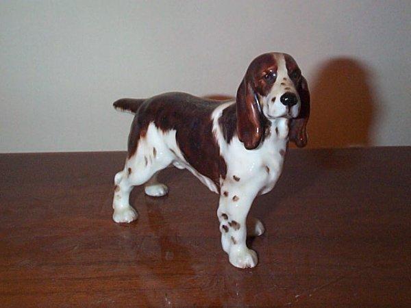 1036: Royal Doulton Dog figurine  HN #2517 Spaniel Dog