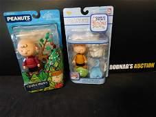 Lot of 2 Peanuts Figures