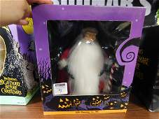The Nightmare Before Christmas Santa Claus