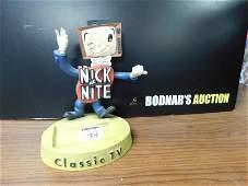 Nick at Nite Classtic TV Maquette
