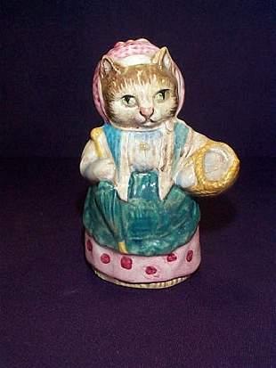 "Beswick England Beatrix Potter ""Cousin Ribby"" Figu"