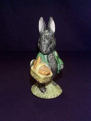 "Beswick England Beatrix Potter ""Little Black Rabbi"