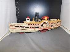Cast Iron City of New York Riverboat