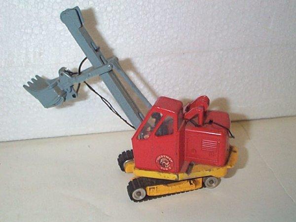 18: Corgi Toys  Priestman Cub V Construction Vehicle  I