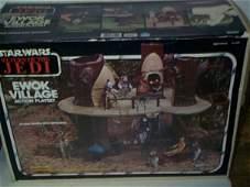 128: Kenner Star Wars Return of the Jedi Ewok village