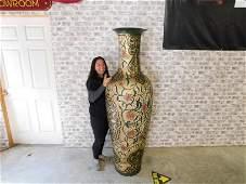 Palace Sized Oriental Vase
