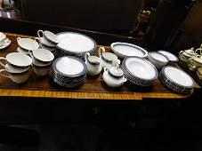 66 Piece Royal Doulton Sherebrooke Dinnerware