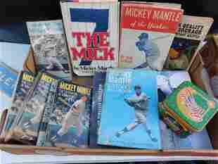 Lot of Sports Books