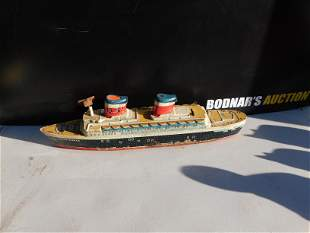 Battery Operated US Steamboat