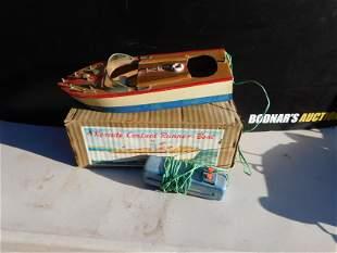 Remote Control Runner Boat