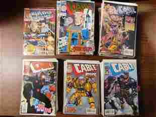 Lot of Cable Comics - Full Run
