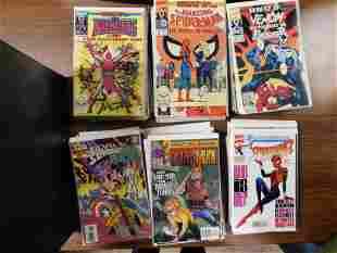 Short Box Lot of What If? Comics