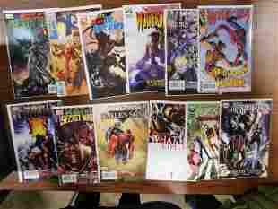 Short Box Lot of Marvel Comics