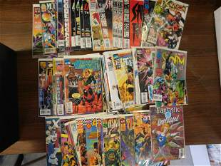 Mixed Marvel Comics Lot from the 90s and 2000s