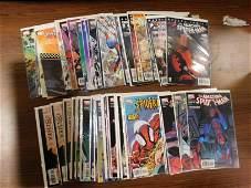 Amazing Spider-Man Comic Book Lot - Full Run